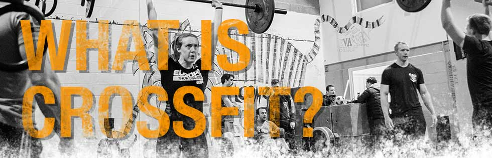 What is crossfit anglesey